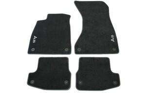 Велюровые коврики Premium для Audi A5 8W