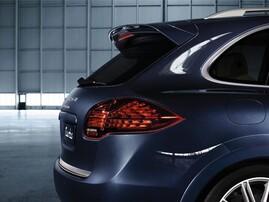 Тонированные задние фонари для Porsche Cayenne 958