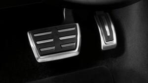 Накладки на педали АКПП для Audi Q7