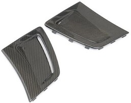 Карбоновые воздухозаборники в передний бампер Schatz для Mercedes SLK R172