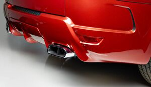 Глушитель AC Schnitzer для Range Rover Sport