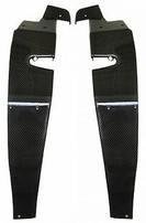 Карбоновые накладки на двери Schatz для Mercedes SL R230
