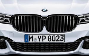 Решетки радиатора Performance для BMW 7 G11/G12