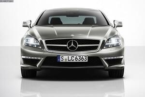 Обвес CLS63 AMG для Mercedes CLS C218