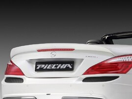 Спойлер Piecha Design для Mercedes SL R231