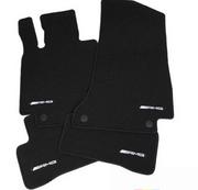 Тканевые коврики AMG для Mercedes GLC
