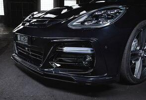 Передний бампер TechART для Porsche Panamera 971