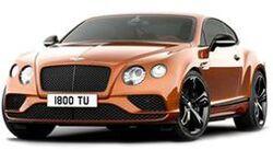 Тюнинг Bentley Continental