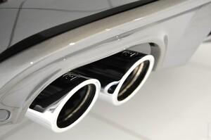 Глушитель Brabus для Mercedes C-Class W205