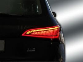 Рестайлинговые фонари для Audi Q5 8R