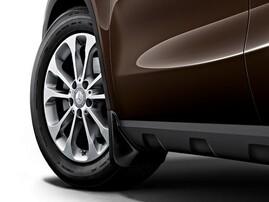 Передние брызговики для Mercedes GLA X156