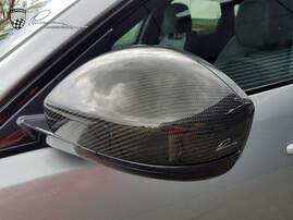 Карбоновые накладки на зеркала Lumma для Jaguar F-pace