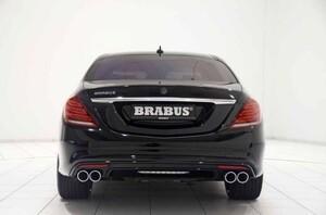 Выхлопная система Brabus для Mercedes S-Class