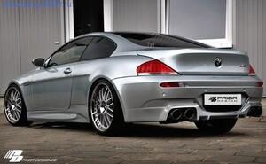 Накладка заднего бампера для BMW M6 E63 6-серия