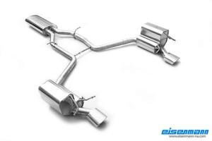 Выхлопная система Eisenmann для Mercedes C300 C350 W204