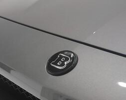 Эмблема на капот Brabus для Mercedes GLE