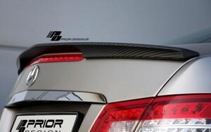 Спойлер Prior Design для Mercedes E-Class Coupe C207