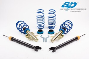 Винтовая подвеска AP Sport для AUDI A4 B8