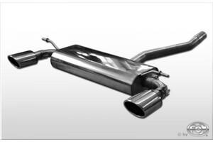 Глушитель FOX для Mercedes A-Class W176