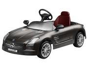 Детский автомобиль с электроприводом Mercedes SLS AMG