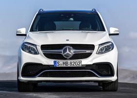 Обвес 6.3 AMG для Mercedes GLE W166