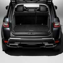 Коврик в багажник для Range Rover Sport