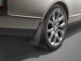 Задние брызговики для Range Rover Vogue