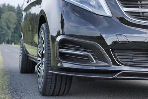 Воздуховоды переднего бампера Mansory для Mercedes V-Class