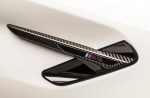 Карбоновые решетки в передние крылья BMW M5 F90