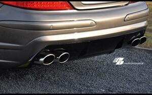 Задний бампер Prior Design для Mercedes SL R230
