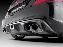 Диффузор Piecha Design для Mercedes SLK R172
