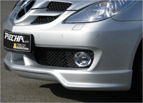 Накладка переднего бампера Piecha Design для Mercedes SLK R171 с 05/08