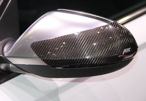 Накладки на зеркала ABT для Audi A6 4G