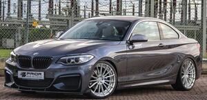 Аэродинамический обвес Prior Design для BMW F22 2-серия