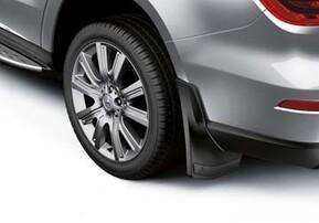 Передние брызговики для Mercedes GL X166