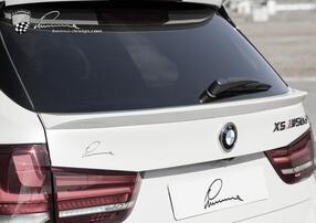 Спойлер LUMMA для BMW X5 F15