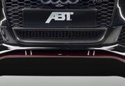 Воздухозаборник бампера ABT для Audi RS6 4G