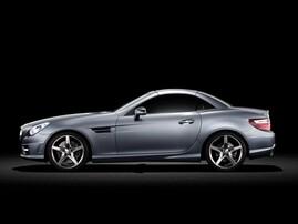 Пороги AMG для Mercedes SLK R172