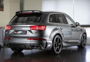 Карбоновые элементы кузова ABT для Audi Q7 4M