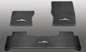 Велюровые коврики AC Schnitzer для Range Rover Sport