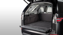 Складная защита багажника для Land Rover Discovery 5
