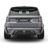 Задний бампер Startech для Range Rover Sport