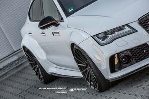 Пороги Prior Design для Audi A7 RS7