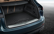 Коврик в багажник для Porsche Cayenne E3