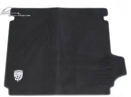 Велюровый коврик в багажник Lumma для Range Rover Sport