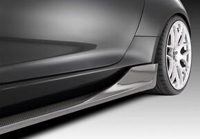 Карбоновые пороги Piecha для Jaguar F-Type