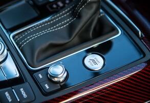 Кнопка Start-Stop ABT для Audi