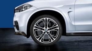 Оригинальные литые диски BMW M Performance Double-Spoke 310