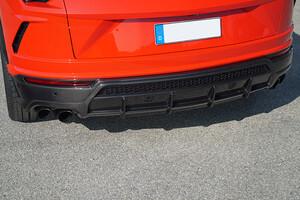 Карбоновый диффузор Novitec для Lamborghini Urus