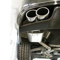 Глушители Hofele для Audi A8 4H